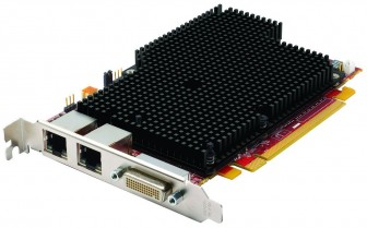 New ATI FirePro™ RG220 graphics card helps
