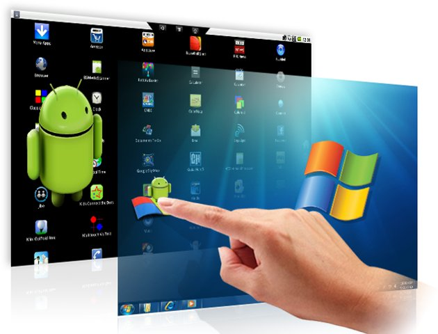 android-windows-applications