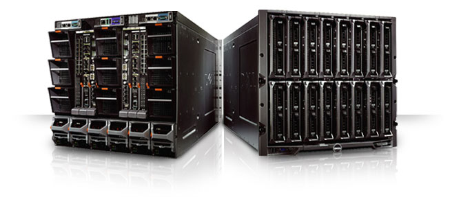 Ixia Used For Performance Testing On Dell PowerEdge Server