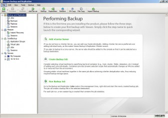 Veeam backup replication overview