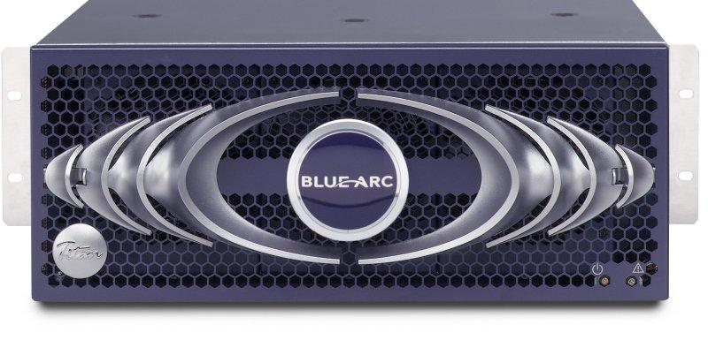 bluearc-titan-server
