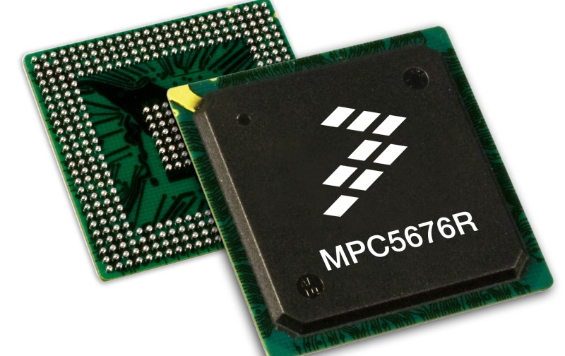 Freescale-MPC5676R-processor