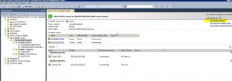 SQL 2012 AlwaysOn AVG Dashboard