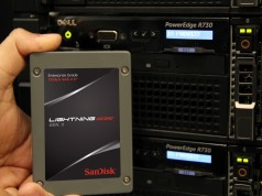 SanDisk Lightning SAS SSD