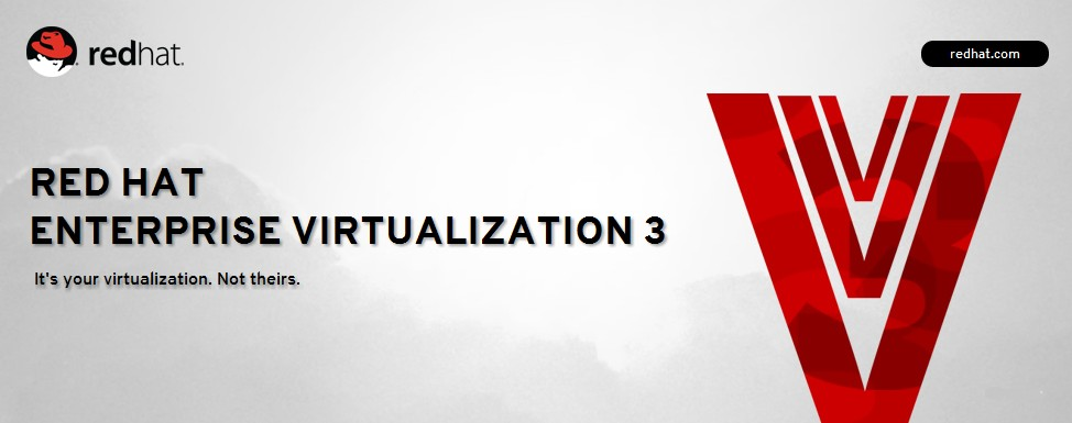 Red Hat Enterprise Virtualization