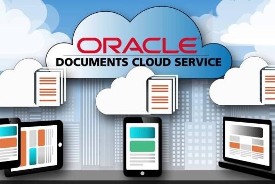 Documents Cloud Service
